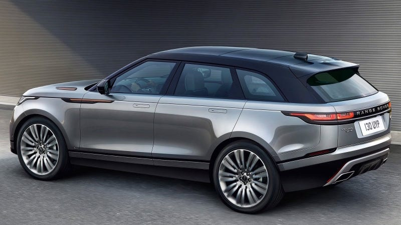 Jaguar F Pace 2017 цена >> Two-Tone Paint Is The Big New Trend In Car Design