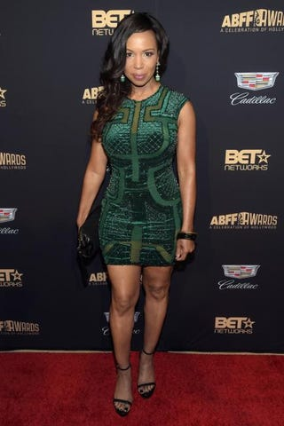 Elise NealJason Kempin/Getty Images for BET