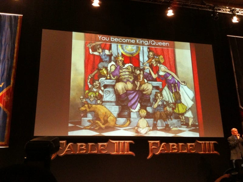Illustration for article titled First Details On Fable III