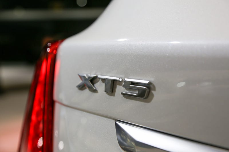 Illustration for article titled Cadillac makes an 'XTS' and an 'XT5'