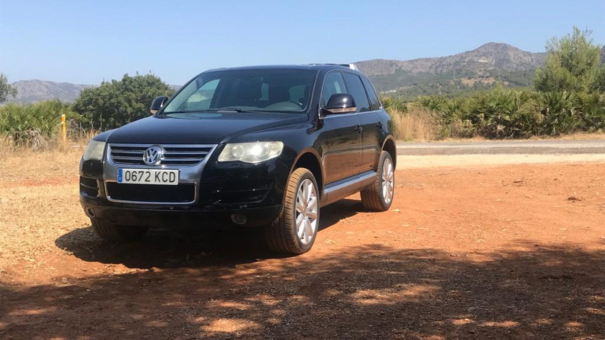 This Hero Owns Both a Volkswagen Passat W8 and Touareg V10 TDI