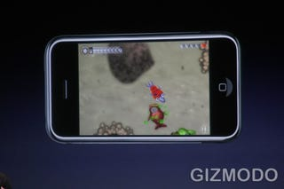 Illustration for article titled iPhone Getting Multitouch Games, Including Spore, Super Monkey Ball