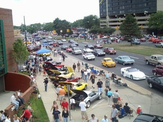 Illustration for article titled Jalopnik Does The 2008 Woodward Dream Cruise