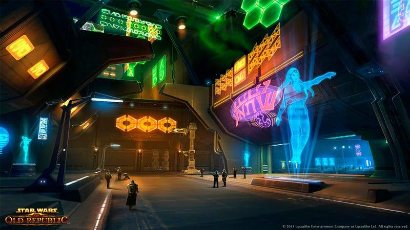 Illustration for article titled Visceral, DICE y Bioware harán los juegos de Star Wars para EA