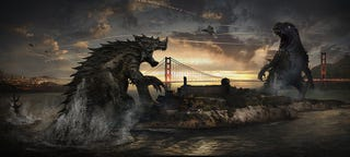 Illustration for article titled Why Godzilla Kicked Pacific Rim's Ass at the Box Office
