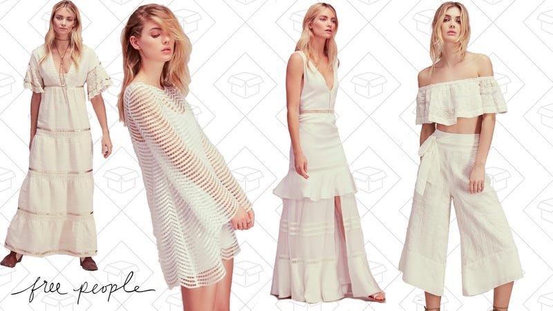 50% off Free People bridal