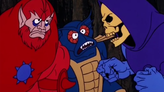 Illustration for article titled Skeletor's Best Insults, Summed Up In 90 Seconds
