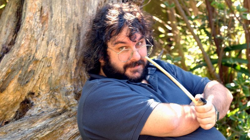 Peter Jackson (Image by: Getty Images)