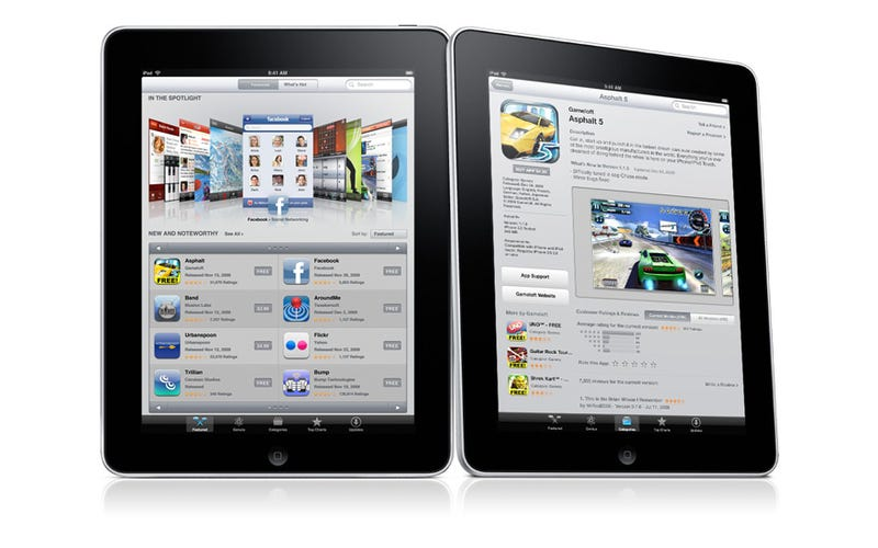 Illustration for article titled More Apps, More Problems: How the iPad Will Change the App Store