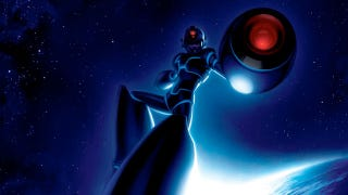 Illustration for article titled Mega Man X: A Space Odyssey