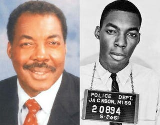 Hank Thomas, now and in 1961National Association of Black Hotel Owners, Operators and Developers; Courtesy of the Mississippi Museum of Art