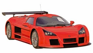 Illustration for article titled Gumpert the Second: Apollo Sport to Debut in Geneva