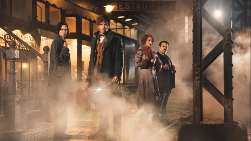 Illustration for article titled We Saw the First 10 Minutes of Fantastic Beasts and It's a Lot Darker Than We Expected