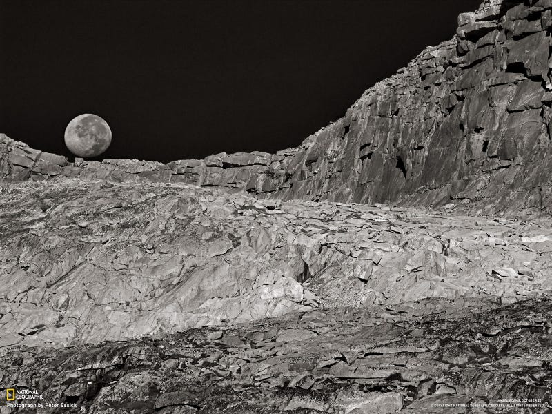 Illustration for article titled Peter Essick's jaw-dropping tribute to Ansel Adams gives us a stunning collection of landscapes and spacescapes