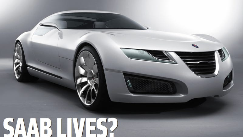 Illustration for article titled This Is Who Just Bought Saab