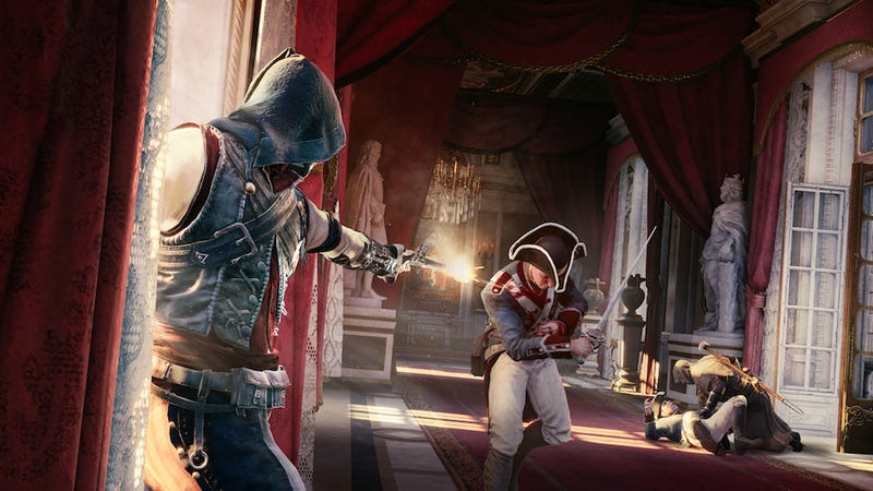 Illustration for article titled Assassin's Creed Unity Is Bringing Back The Series' Greatest Experiment