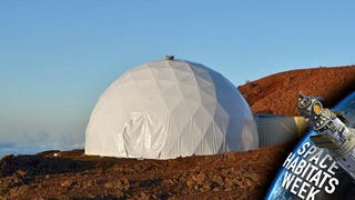 Illustration for article titled People Pretended This Dome Was on Mars For Eight Months, God Bless 'Em