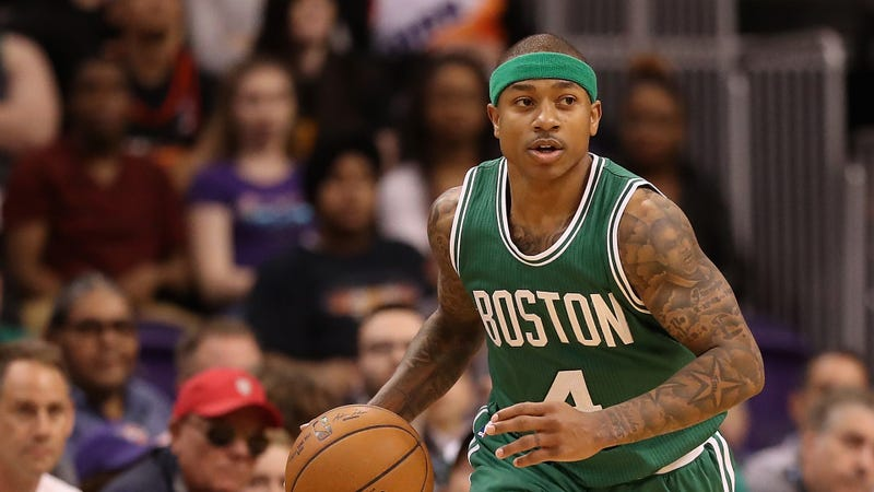 Celtics star Isaiah Thomas' sister dies in vehicle accident