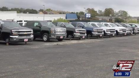 Wagner Texas Car Dealership