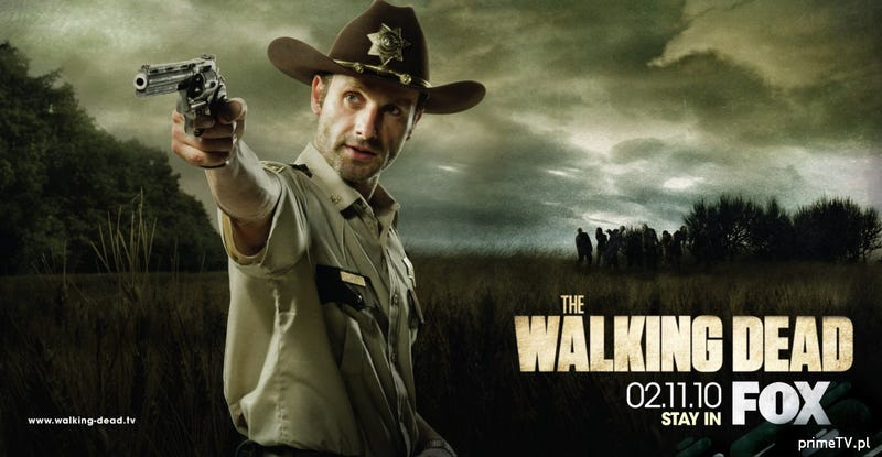 Illustration for article titled The Walking Dead Poster Gallery