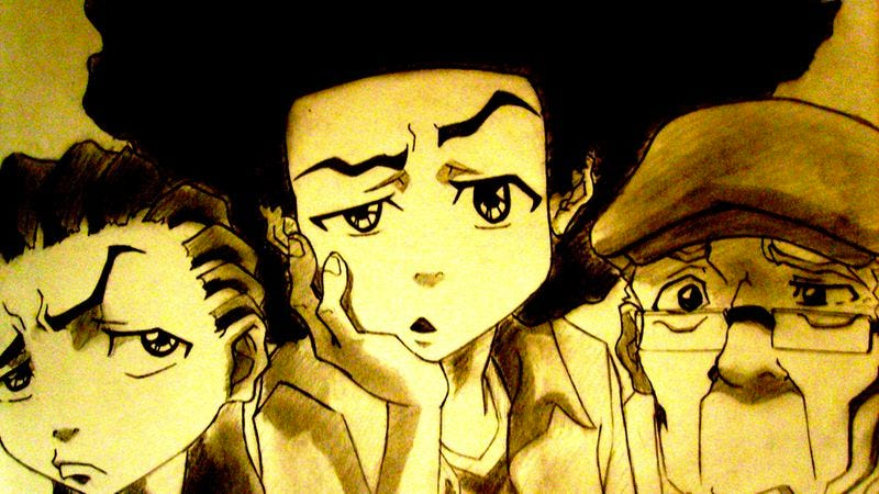 Illustration for article titled The Boondocks' Aaron McGruder confirms he won't return for fourth season