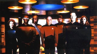 Illustration for article titled 10 Things You Probably Didn't Know About Star Trek: The Next Generation
