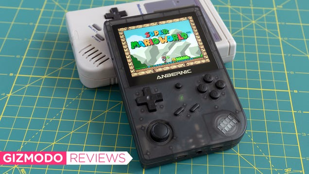 This Super-Powered Game Boy Is a Solid Placeholder for the Analogue Pocket