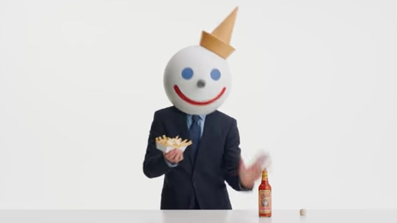 Illustration for article titled Shit got weird during the Jack In The Box mascot's Reddit AMA