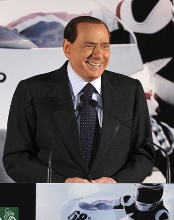 "Illustration for article titled Berlusconi Says His ""Passion"" For Women Is Better Than Being Gay"