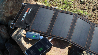 Illustration for article titled Charge Your DevicesFastWith Solar Power FromStrongVolt And Save 20%