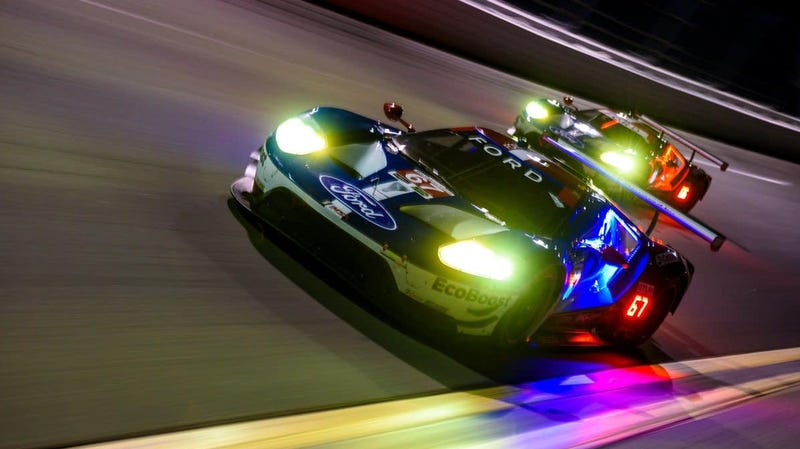 Illustration for article titled The Ford GT Factory Racing Program Is Dying This Year