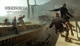 Illustration for article titled Dishonored 2Will Be Out In November