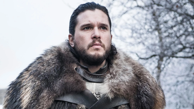 Kit Harrington, At Least, Is Happy With Jon Snow s Ending in Game of Thrones