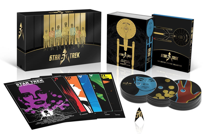 The Original Star Trek Is Getting an Incredible Blu-Ray Set for the 50th Anniversary