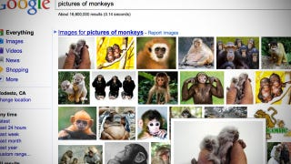 Illustration for article titled Google Search Now Recognizes When You're Looking for Images
