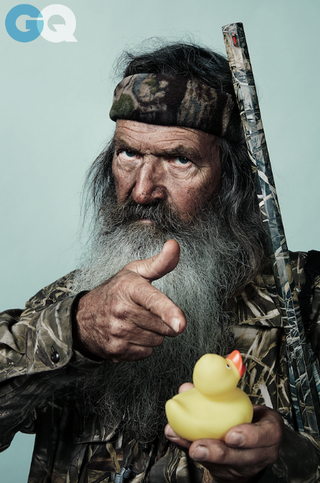 Illustration for article titled The Devil And Phil Robertson: My Day With Duck Dynasty