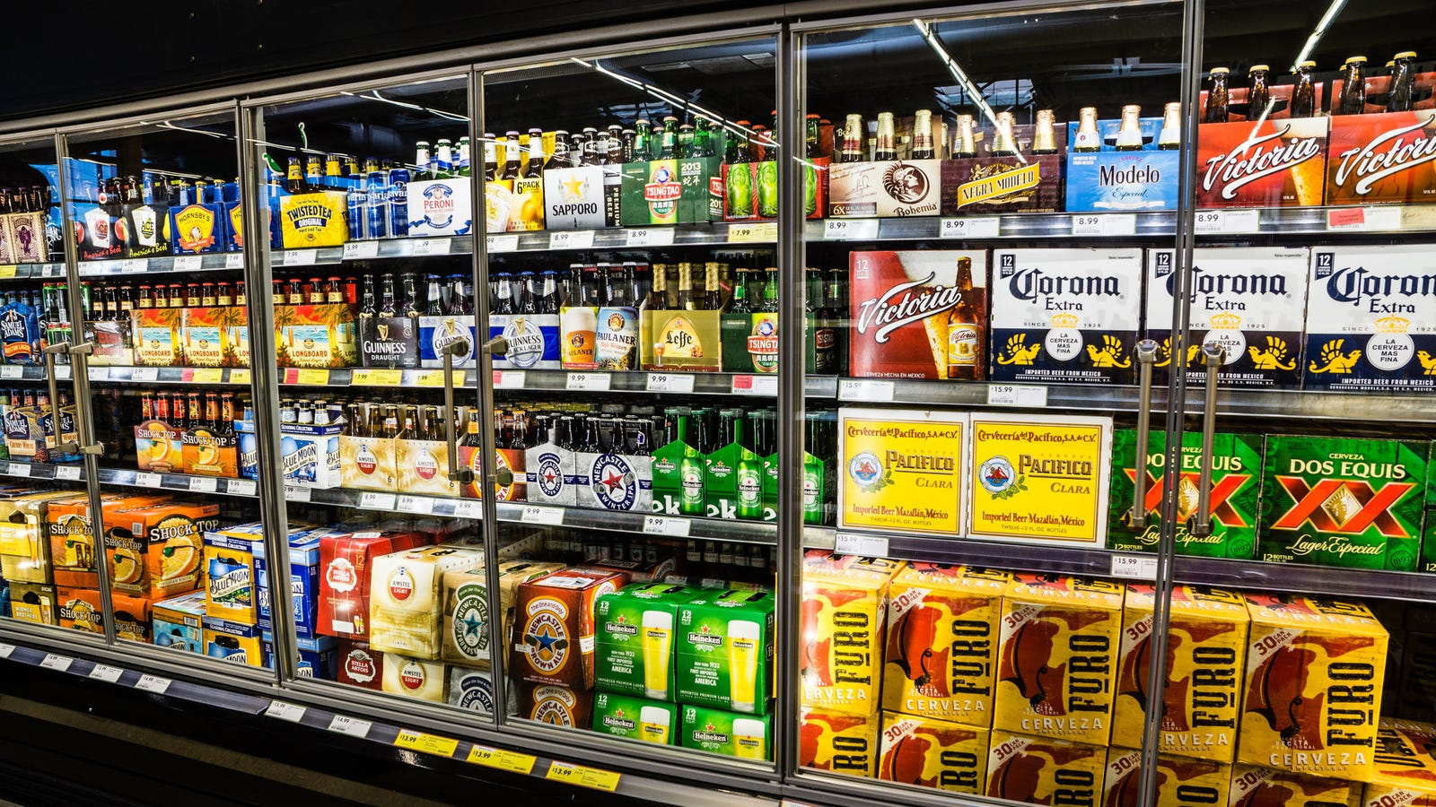 Hey brewers, what's your go-to supermarket beer?