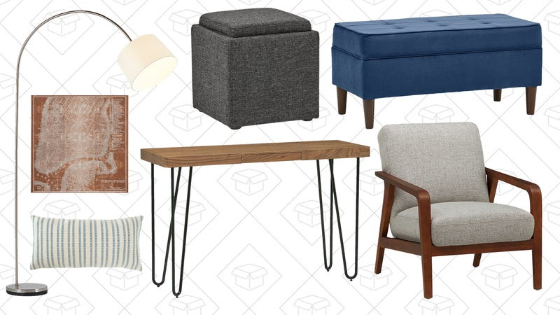 15% off select Rivet and Stone & Beam home decor