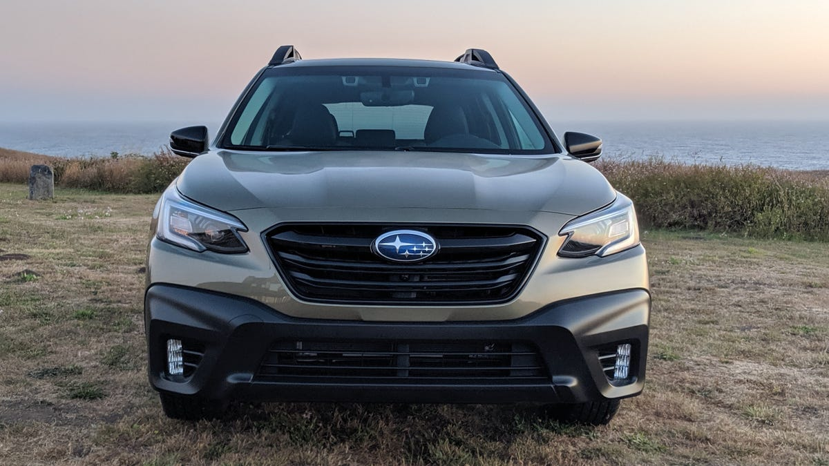 The 2020 Subaru Outback Doesn't Break Any New Ground But It