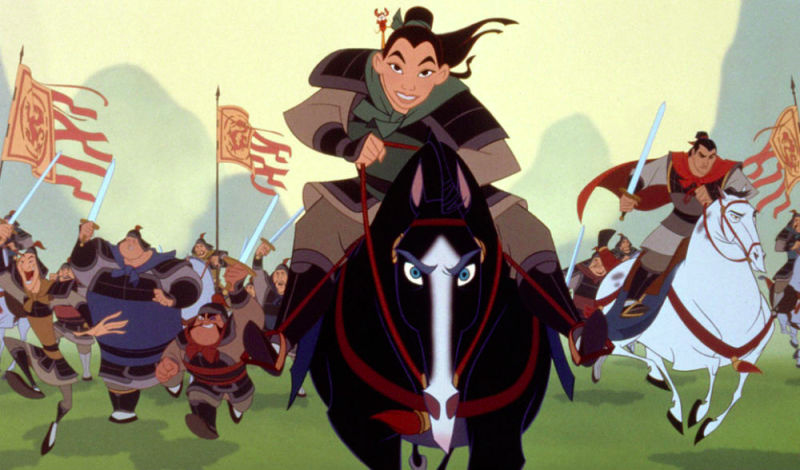 Illustration for article titled The Possibility of Whitewashing Mulan Is Generating an Appropriate Amount of Rage