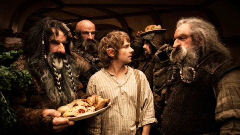 Illustration for article titled The final Hobbit film will be pushed back, saving the trilogy from feeling so rushed