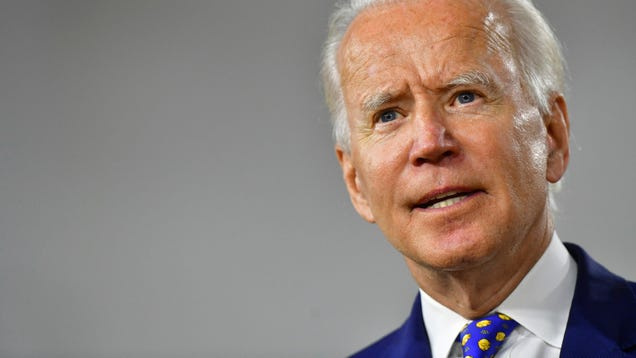 Presidential Forecaster Predicts Joe Biden Win (With Plenty of Caveats)