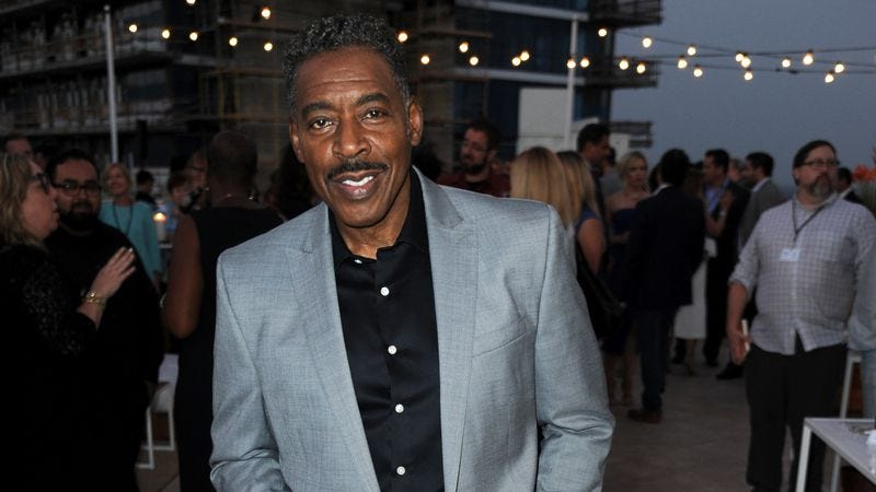 Ernie Hudson attends the EPIX TCA presentation (Photo: Joshua Blanchard/Getty Images for EPIX)
