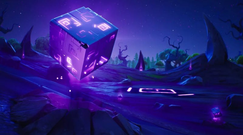 Illustration for article titled Fortnite's 'Shadow Stone' Disabled After Players Become Invisible Forever [UPDATE]