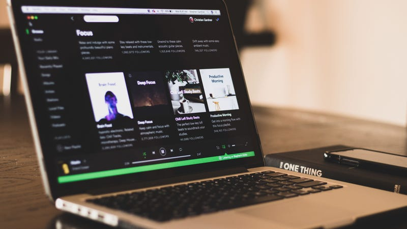 Illustration for article titled Spotify May Let You Skip Annoying Ads Even If You Don't Pay Up