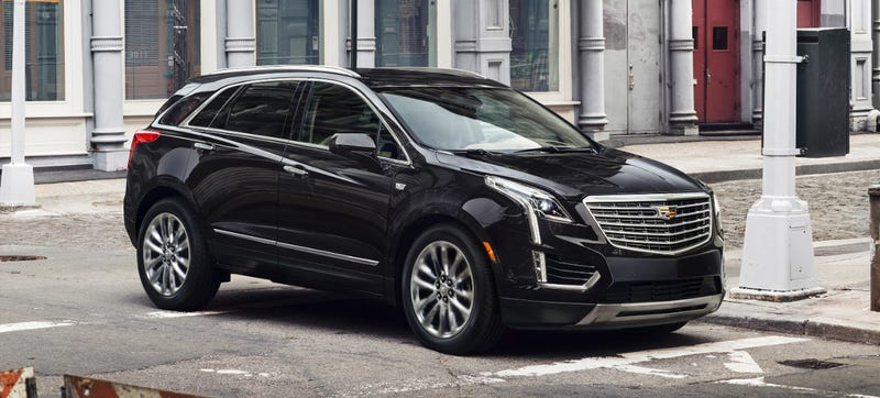 The 2017 Cadillac Xt5 Lighter Roomier Harder Better Faster