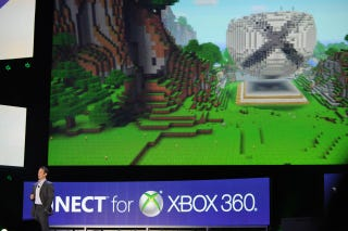 Illustration for article titled The Xbox 360's Minecraft Will be a Little Different