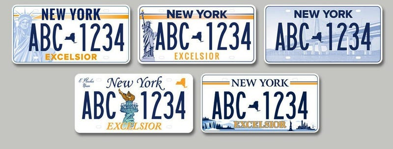 Illustration for article titled NY License Plate Scandal