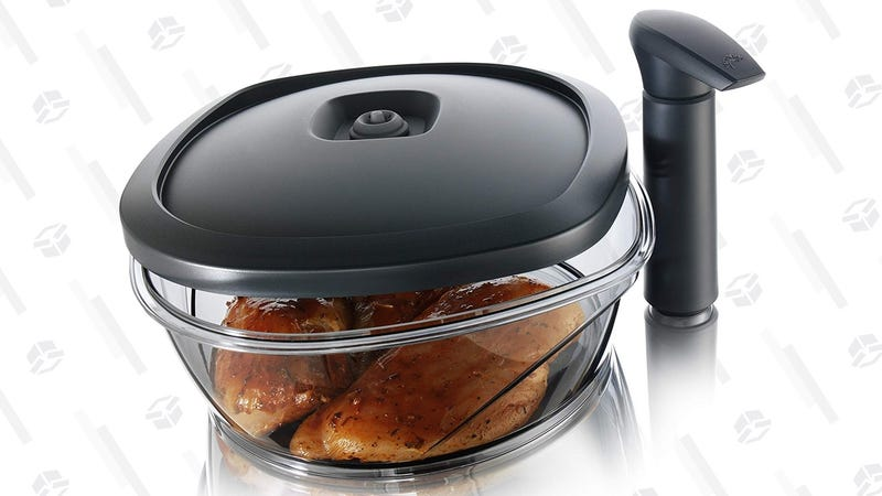 Tomorrow's Kitchen Instant Marinator | $20 | Amazon