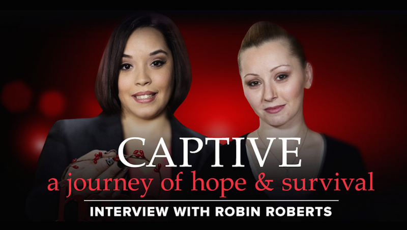 Illustration for article titled Robin Roberts Interviews Two of the Cleveland Kidnapping Survivors